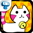 Cat Evolution Icon