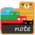 Cute Note Icon