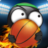 Stickman Basketball Icon