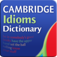 Cambridge Idioms Dictionary TR Icon