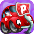 Car Parking Puzzle Icon