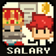 Salary Warrior Icon