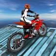 Motorcycle Stunt Zone Icon