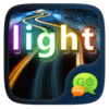 (FREE) GO SMS LIGHT THEME Icon