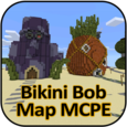 Bikini Bob Maps Minecraft PE Icon