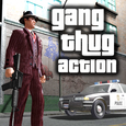 Gang Thug Action Icon