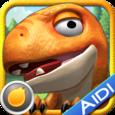 Dino Paradise with Papaya Icon