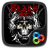 Black Night GO Launcher Theme Icon