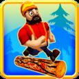 Lumberjack Dash Icon