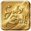 Gold Silk for Samsung Huawei Icon