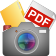 PDF Scanner:Document Scan+ OCR Icon