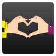 Uniform Dating Relationship Icon