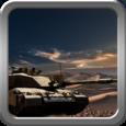 night tank assault dessert war Icon