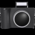 Zoom Camera Free Icon