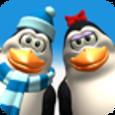 Talking Pengu & Penga Penguin Icon