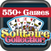 550+ Card Games Solitaire Pack Icon