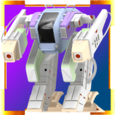 Robot Puzzle - Game For Kids Icon