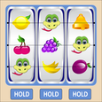 Slot Machine. Snakes + Ladders Icon