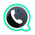 UppTalk Free Calls Text & Chat Icon