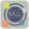 Color Ball Shooting Icon