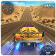Drift car city traffic racer Icon