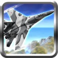 F-18 Air Fighter Landing Icon