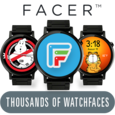 Facer Watch Faces Android Wear Icon