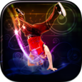 Augmented 3D Dance Mania Icon