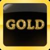 Gold Theme for KikaKeyboard Icon