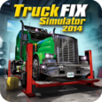 Truck Fix Simulator 2014 Icon