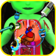 Halloween Stomach Doctor Icon