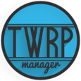 TWRP Manager  (ROOT) Icon