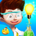 Science Experiment With Water2 Icon