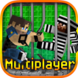 Cops Vs Robber Survival Gun 3D Icon