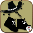 Invisible Cowboy Run Icon