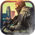Wanted Criminal: Police Sniper Icon