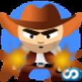 Wild West Sheriff Ads Icon