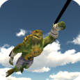 Turtle Rope Jumper Icon