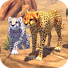 Cheetah Family Sim Icon