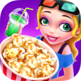 Movie Night Snack Maker Icon