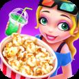 Movie Night Snack Maker Icon