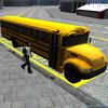 Schoolbus Driving 3D Simulator Icon