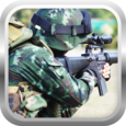 Elite Army Sniper Shooter Ops Icon