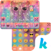 Owl Kika Emoji Keyboard Theme Icon