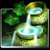 Celtic Garden Free Icon