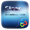 Clear GO Launcher Theme Icon