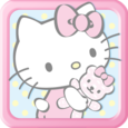 Hello Kitty Launcher Baby Bear Icon