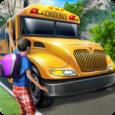 School Bus Driver 2016 Icon