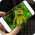 Freddy Camera Radar Joke Icon