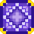 Pop Pixel Block Icon